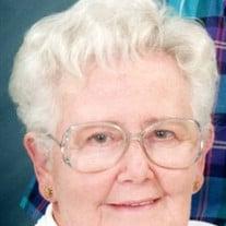 Audrey M. Clark