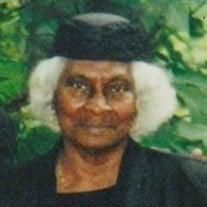 Mrs. Flossie Stafford Washington