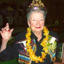 Mary Lillian Benton