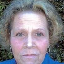 Evelyn Sue Mahone