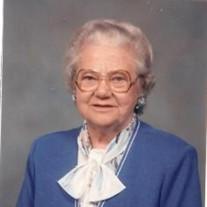 Ella A. Rehg