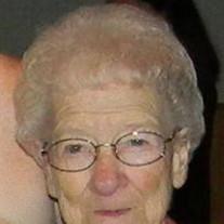 Dorothy Charlotte Bradshaw
