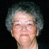 Mrs. Goldie A. Cibak
