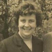 Winifred B Dodrill
