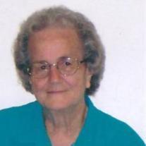 Glenna Marie Evans