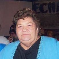 """Sylvia E. """"Flo"""" Adkins-Williams"""