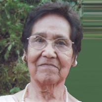 Josephine Zuniga Mares