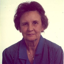 Mrs. Carolyn Burd