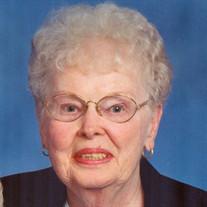 Marjorie June Siefken