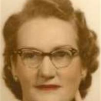 Gladys Stapf