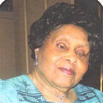 Mrs. Samatha Louise Jones