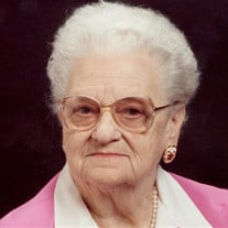 Pauline Evelyn Buford