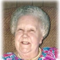 Doris Revadean Casto