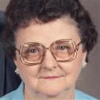 Louise (Lockard) Rahming