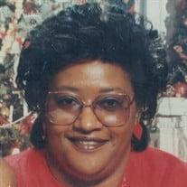 Mrs. Patricia Brickey  Wharton