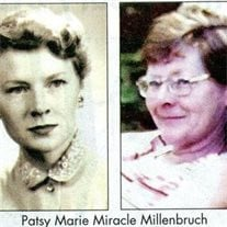 Patsy Marie Millenbruch Obituary