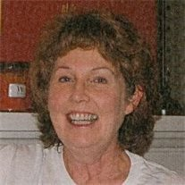 "Nancy ""Nan"" Jarvis Hudson Obituary"