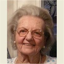 Elaine  Causey  Trauger Obituary