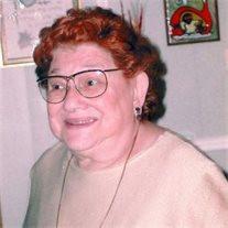 Myra Lee Jacobs Hoffman Obituary