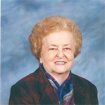 "Geneva ""Fern"" Latimer Obituary"