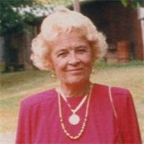 Anne Marshall Pitts Keesee Obituary