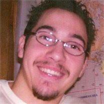 Joshua  Raymond Estrada Warren Obituary