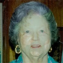 Mrs. Ethel Cook  Ragsdale Obituary