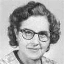 Mary Irene Plumlee Obituary