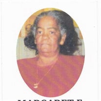 "Ms. Margaret Evelyn ""Poochie"" Walker"