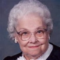 Evelyn V. Worthen