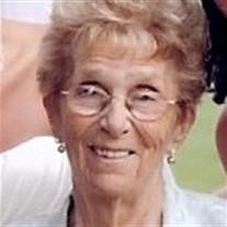 Mrs. Dorothy M. Nevius