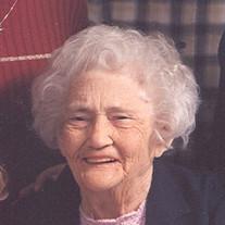 Myrtle Marie Walding