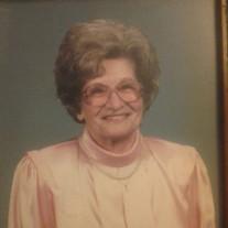 Marie Reickenbacker