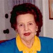 Margaret Evans Haury