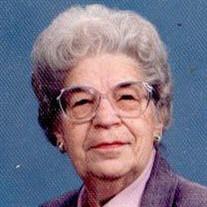 Agnes O. Siefert