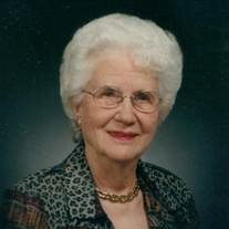 Mrs. Helen Lineberger McManus
