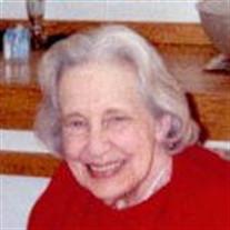 Rosanna  Francis Simmons Weber