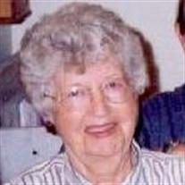 Elizabeth Hamilton Milligan Vanorsdale