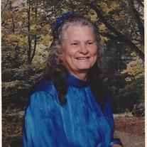 Ellen  Virginia Whisenhunt