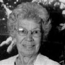 Vera  M. Severs
