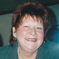 Mary  R. (Genie Collins) Baldwin
