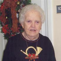 Elizabeth Fox Steffey