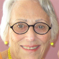 Frances Meadow Zingher