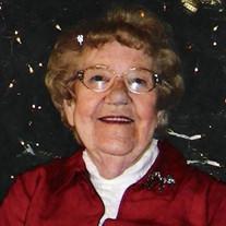 Marion Elizabeth Martineau