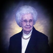 Mrs. Louise Breeden, age 96, of Bolivar, TN
