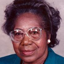 Mrs. Armetta Stallings Lee