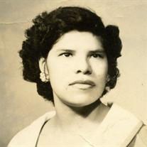 Mrs.  Esperanza Morales