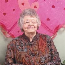 Christine Dorothy Cook