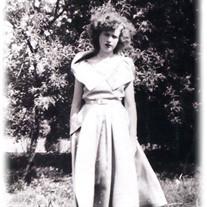 Mrs Emma Gean Sowell
