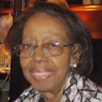 Mrs. Delores Edwards Copeland